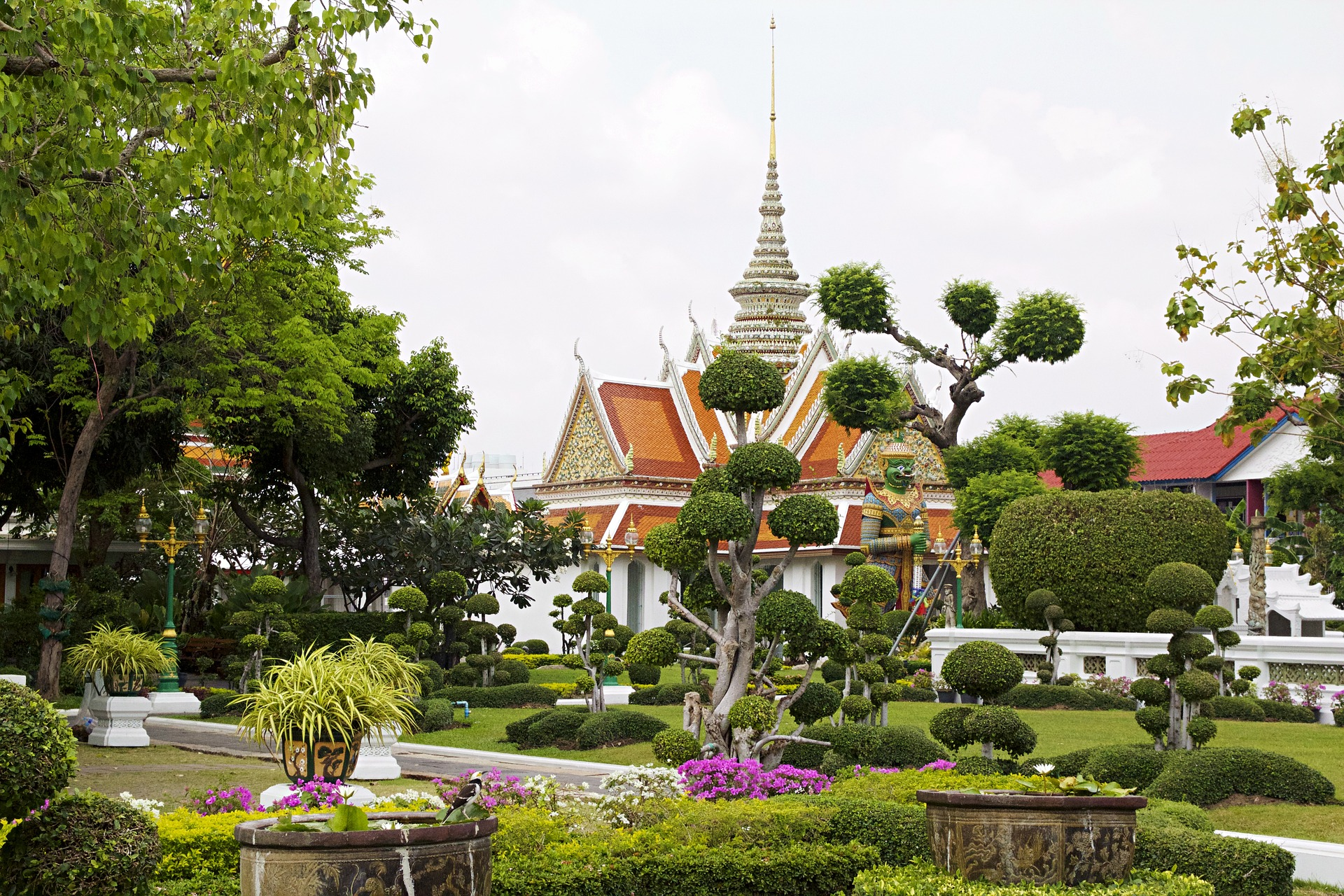 Fascinating Things to Do in Bangkok This Holiday