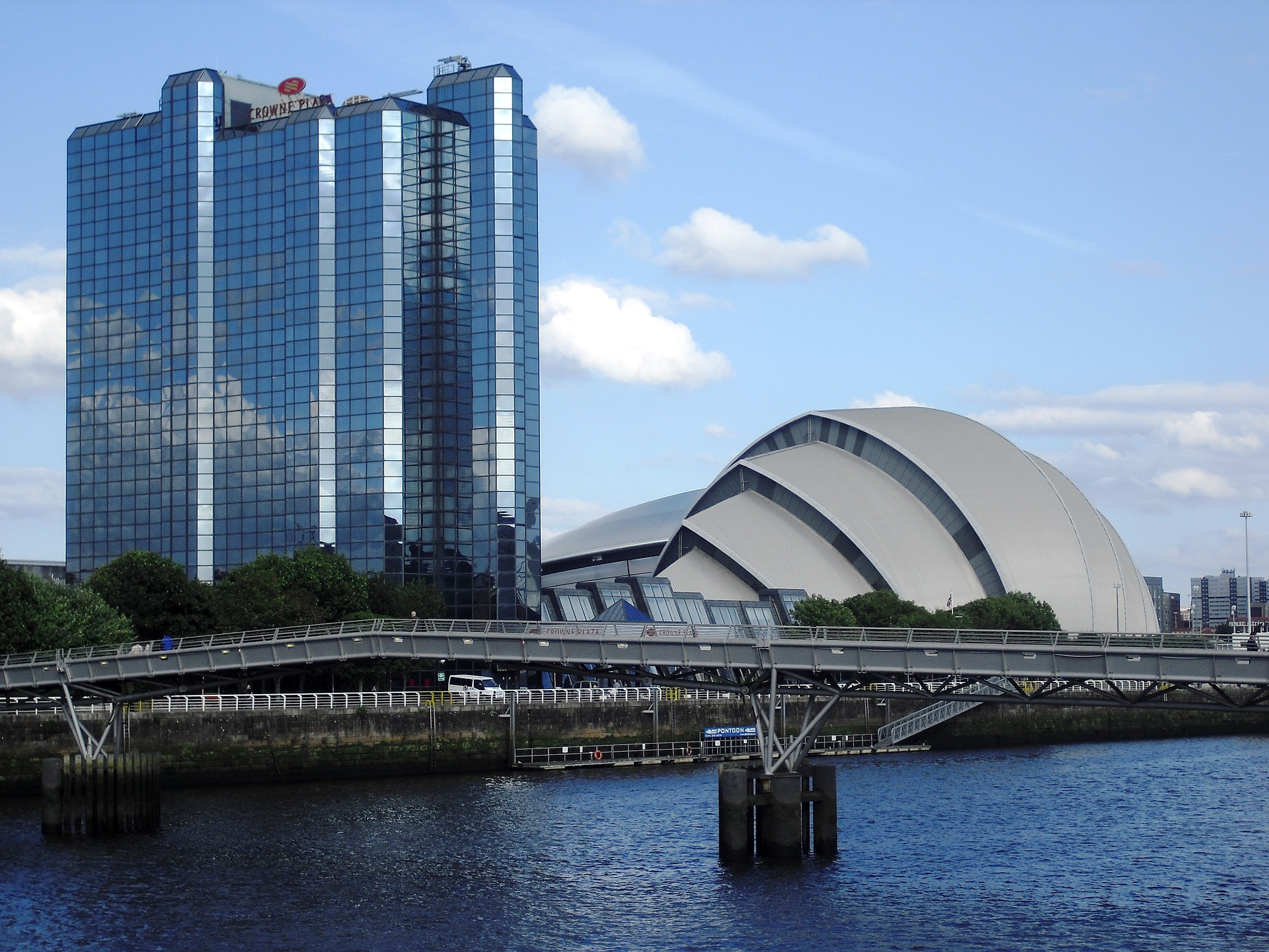 The Best Places To Locate Your Business In Glasgow