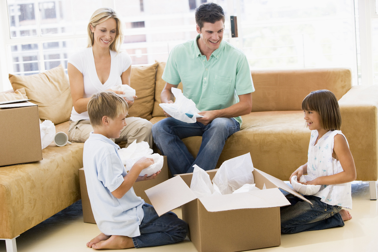 Learn How To Make Relocation Easier